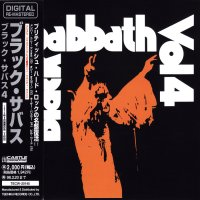Black Sabbath-Black Sabbath Vol.4 (Japanese Ed. 1996)