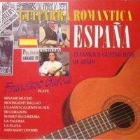 Francisco Garcia-Guitarra Romantica Espana