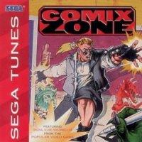 Howard Drossin-Sega Tunes Comix Zone
