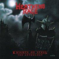Heathen's Rage-Knights Of Steel - The Anthology