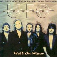 UFO-Walk On Water