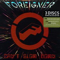 Foreigner-Can\'t Slow Down (2CD Super Deluxe Edition)