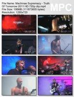 Machinae Supremacy-Truth Of Tomorrow HD 720p