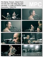 Trivium-Down From The Sky HD 720p