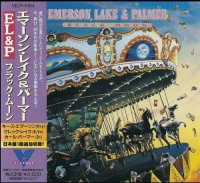 Emerson, Lake & Palmer — Black Moon (Japanese edition) (1992)  Lossless