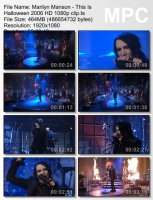 Marilyn Manson-This Is Halloween HD 1080p
