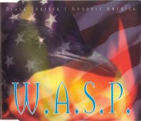 W.A.S.P.-Black Forever CD Single ver 1
