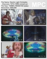 Electric Light Orchestra — Discovery (DVDRip) (1979)