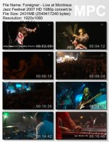 Foreigner-Live at Montreux Jazz Festival (HD 1080p)