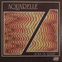 Aquarelle-Aquarelle (Aka Sous Un Arbre)