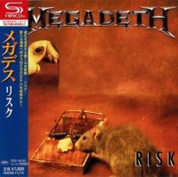 Megadeth-Risk (SHM CD 2013)