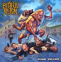 Pitiful Reign-Visual Violence