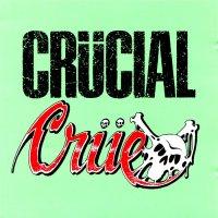 Motley Crue-Crucial Crue