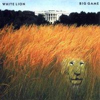 White Lion-Big Game (Japanese Edition)