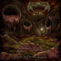 Blastomycosis — Covered In Flies And Afterbirth (2015)