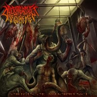 Displeased Disfigurement — Origin Of Abhorrence (2017)