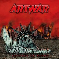 ArtWar — Covered In Blood (2016)  Lossless