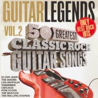 VA-50 Greatest Classic Rock Guitar Songs Vol 2