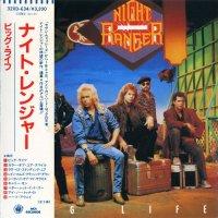 Night Ranger-Big Life (Japanese Ed.)