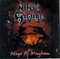 Nasty Savage-Wage Of Mayhem