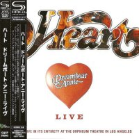 Heart-Dreamboat Annie (Live) (Japanese Edition)