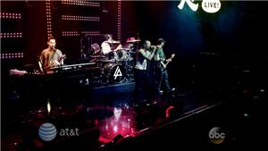 Linkin Park-Until It\'s Gone - Jimmy Kimmel Live