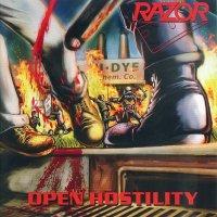 Razor — Open Hostility [2015 Remastered] (1991)