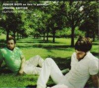 Junior Boys-So This Is Goodbye (2CD)