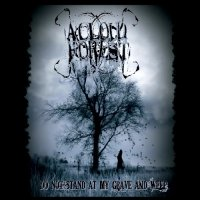 A Cloud Forest-Do Not Stand At My Grave And Weep