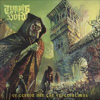 Temple Of Void — Of Terror And The Supernatural (2014)
