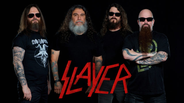 Slayer объявили о завершении карьеры