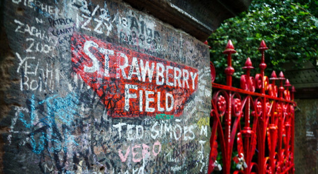 Ворота воспетого The Beatles Strawberry Field откроют для туристов