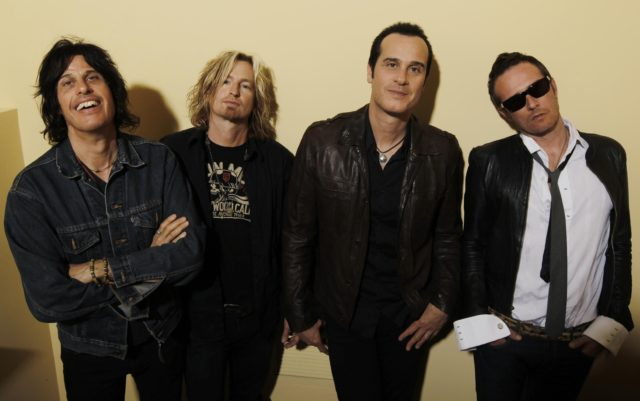 Stone Temple Pilots анонсировали новый альбом.