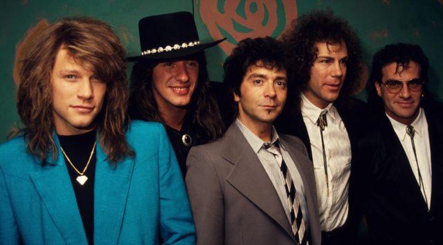 Bon Jovi воссоединятся в оригинальном составе