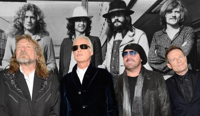 Роберт Плант рассказал о планах празднования 50-летия Led Zeppelin