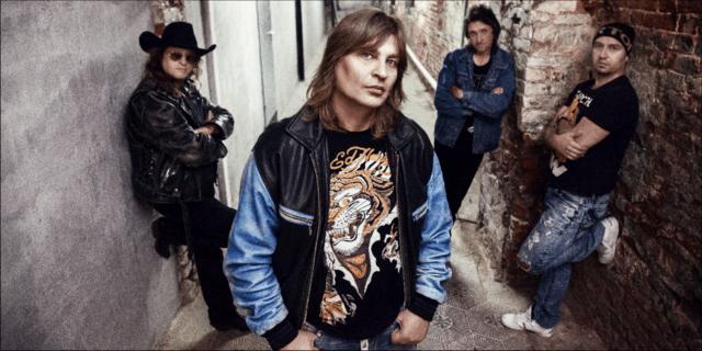 Демарш и рок братия — Пока бьётся в сердцах рок-н-ролл