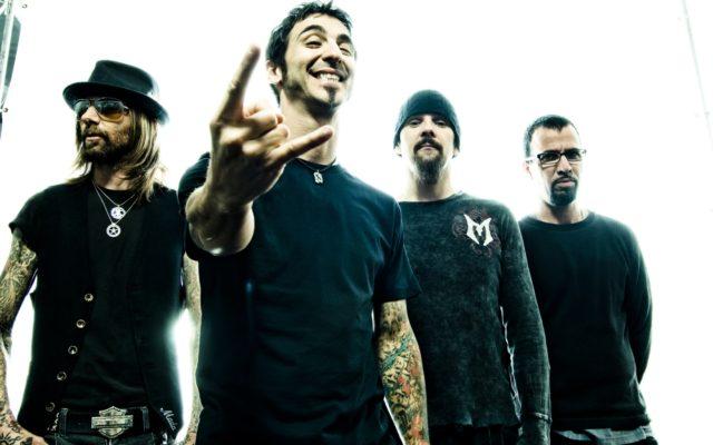 Godsmack выпустят альбом «When Legends Rise» в апреле