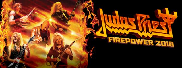 Новый альбом Judas Priest попал в британский Топ-10 впервые за 38 лет