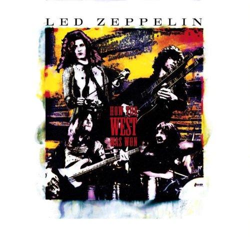 Состоялось переиздание концертного диска Led Zeppelin «How the West Was Won»