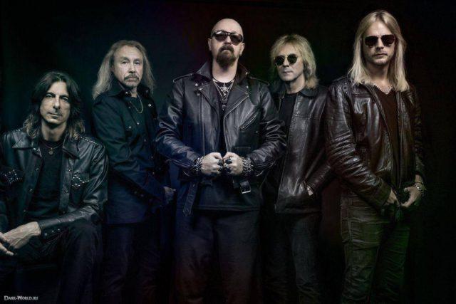 "Judas Priest выпустили ""Силу огня"""
