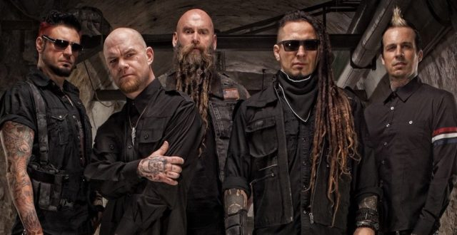 Five Finger Death Punch: новый альбом выйдет в мае