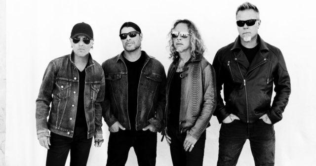 Metallica планирует открыть винокуренный завод