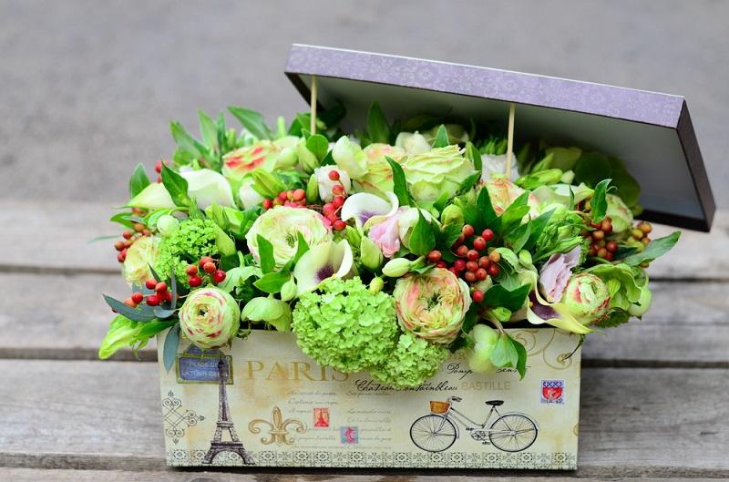 Цветы для самых близких людей