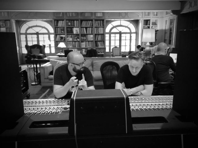 Rammstein записывают новый альбом