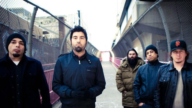 Deftones: работа над новым альбомом идет вовсю