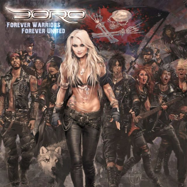 Доро Пеш выпустит альбом «Forever Warriors, Forever United» в августе