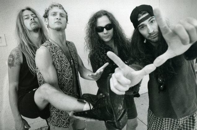 Alice In Chains выпустят альбом этим летом