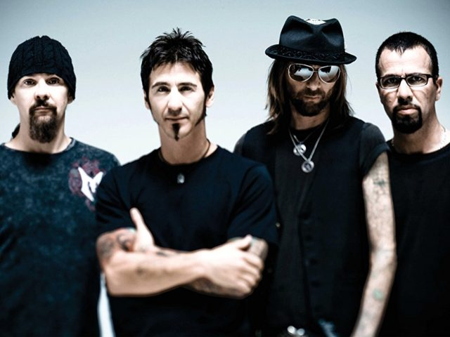 Godsmack выпустили трек When Legends Rise