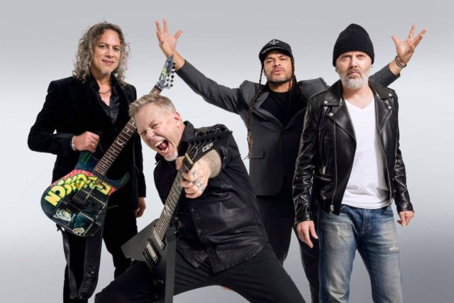 Metallica исполнили кавер на одну из песен ABBA