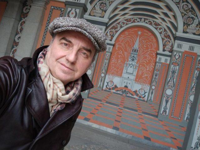 Владимир Шахрин выпустит путеводитель по Екатеринбургу